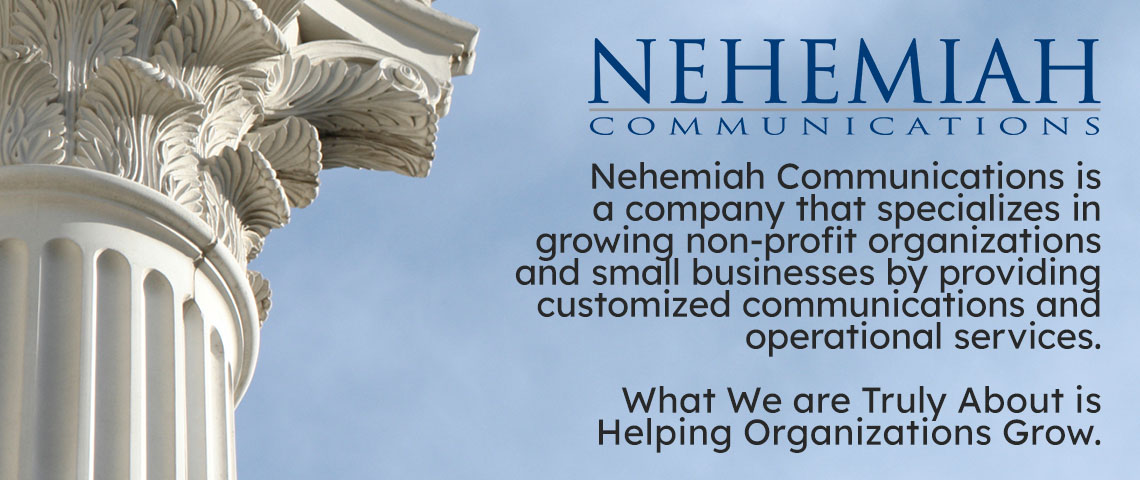 Nehemiah Communications